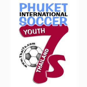 2015 Phuket Youth Soccer 7s Logo
