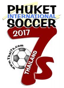 2017 Phuket Soccer 7s Logo