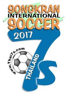 2017 Songkran Soccer 7s Logo