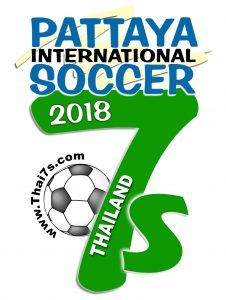 2018 Pattaya Soccer 7s Logo