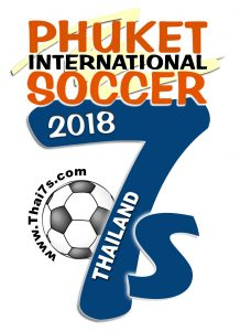 2018 Phuket Soccer 7s Logo