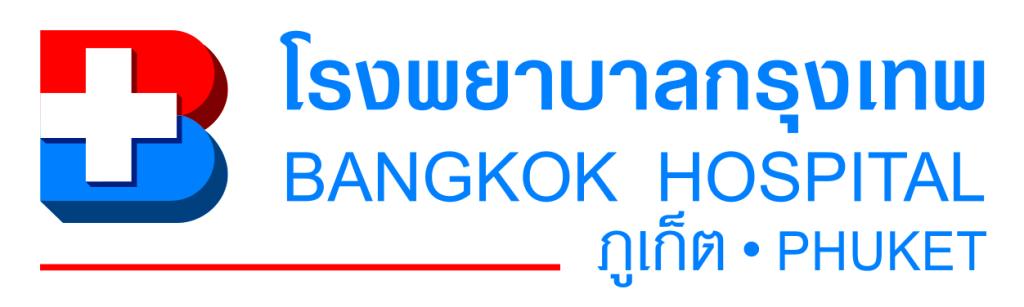 "Bangkok Hospital Phuket, ""Official Tournament Hospital""."