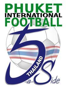Phuket Foorball 5s Logo