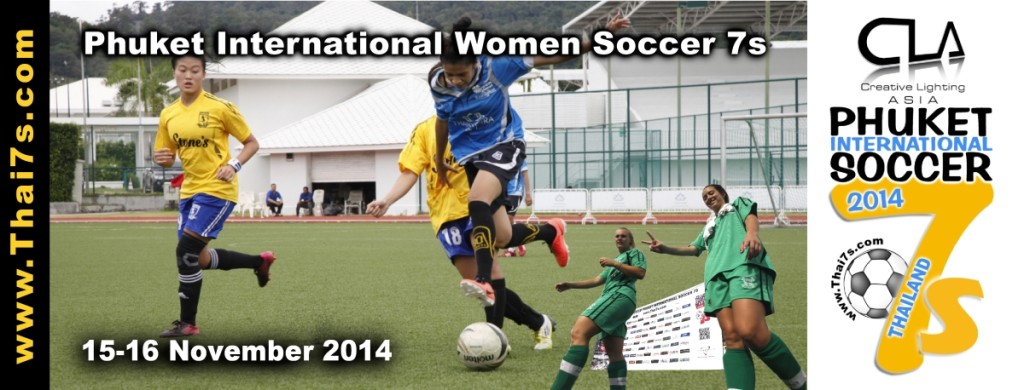 Phuket International Women Soccer 7s