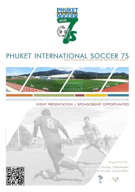 Phuket Soccer 7s Sponsorship Opportunities