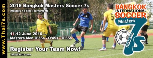 2016 Bangkok Masters Soccer 7s