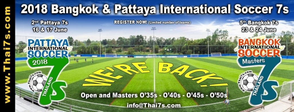2018 Bangkok and Pattaya International Soccer 7s